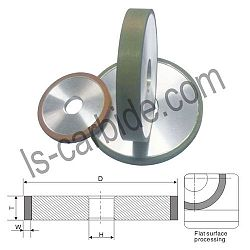 1 A 1 Straight grinding wheel JR001 P